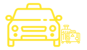 Flughafentransfer Icon